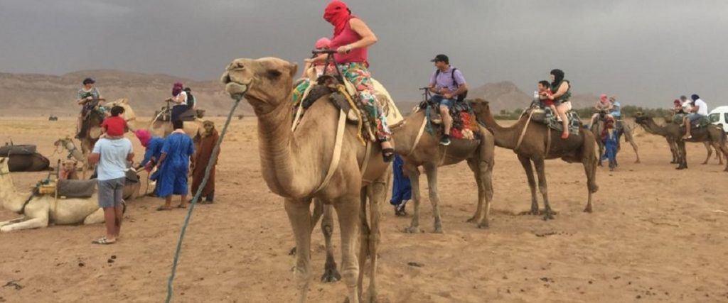 excursão 2 dias de Marrakech ao deserto