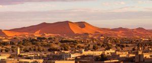 Tour 4 Dias Marrakech ao Saara