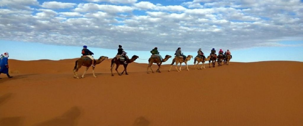Tour 3 Dias Marrakech Deserto