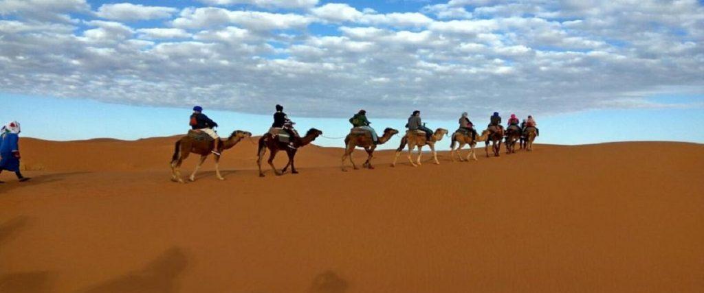 Tour 3 Dias Marrakech Deserto