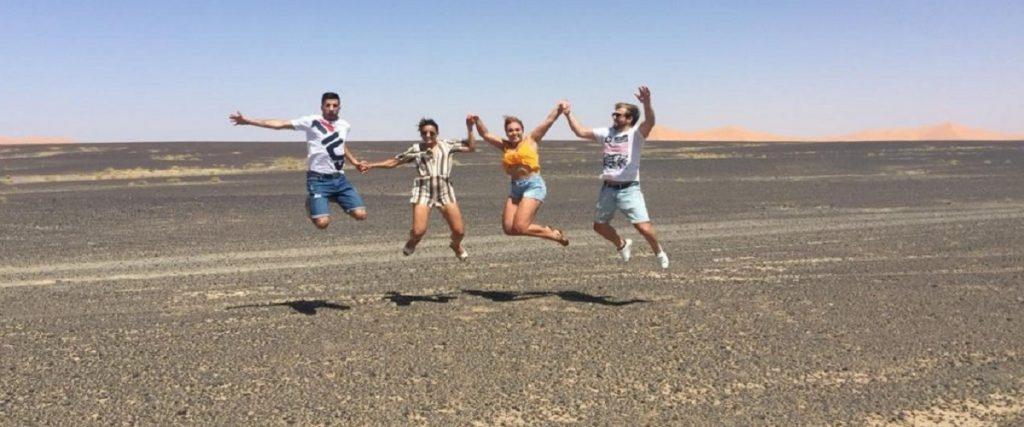 Tour 8 dias Tanger Marrakech