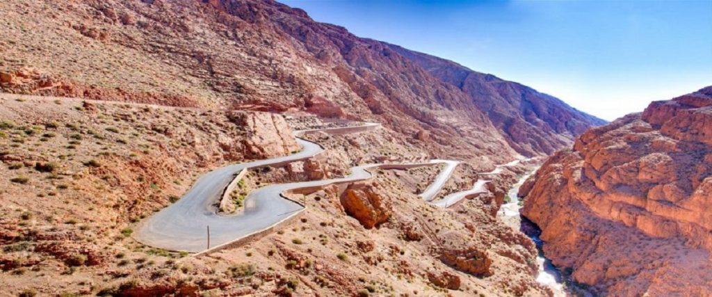 Tour 5 dias Marrakech ao Deserto