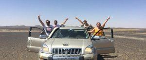 Tour 12 Dias Desde Tânger Para o Deserto