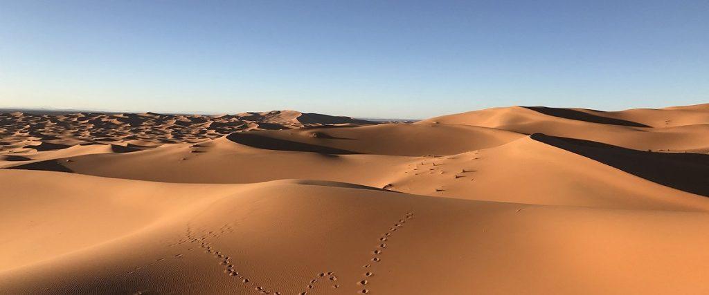 Rota de 7 dias de Rabat a Marrakech pelo deserto